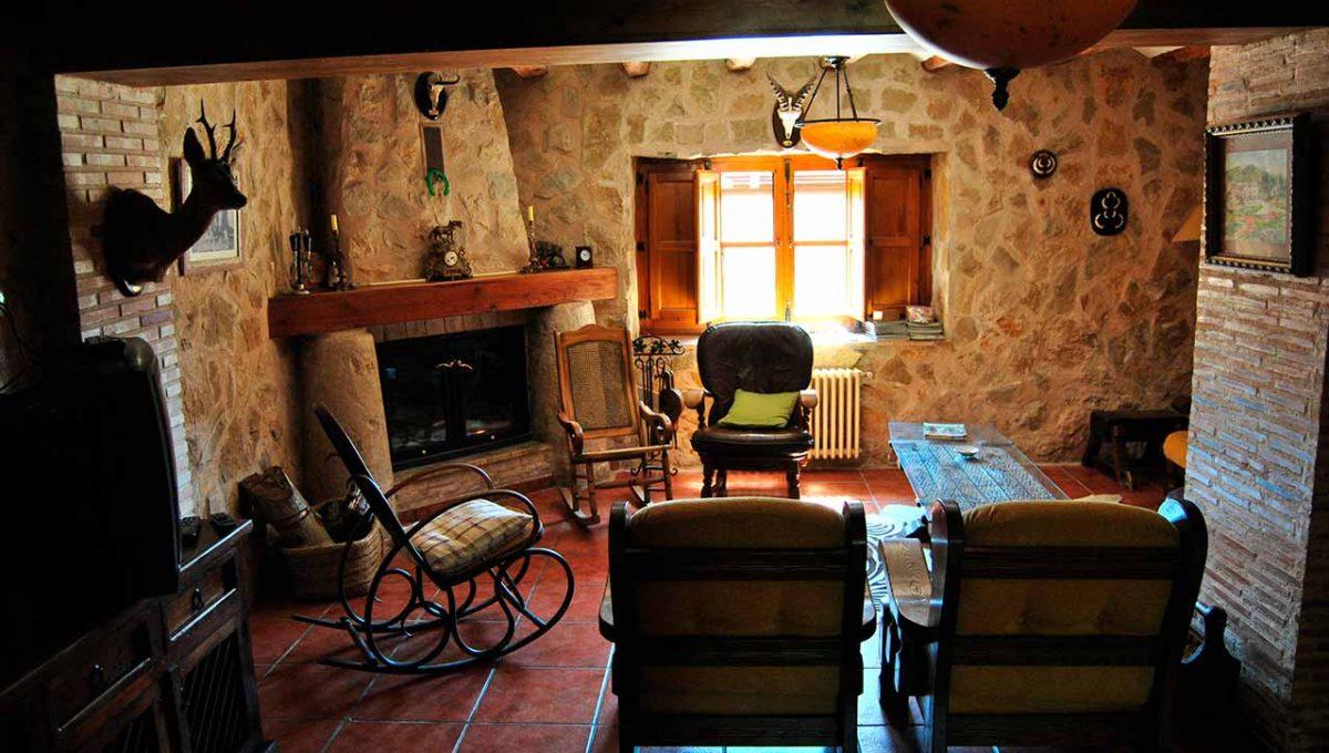 Se vende bonita casa rural en la Sierra de Mariola | Bocairente