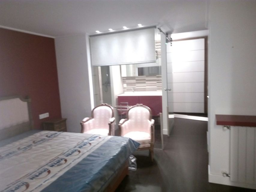 Bonita vivienda en pleno centro de Alcoy-dormitorio
