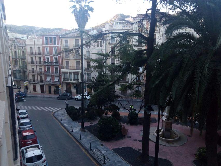 Bonita vivienda en pleno centro de Alcoy-vistas