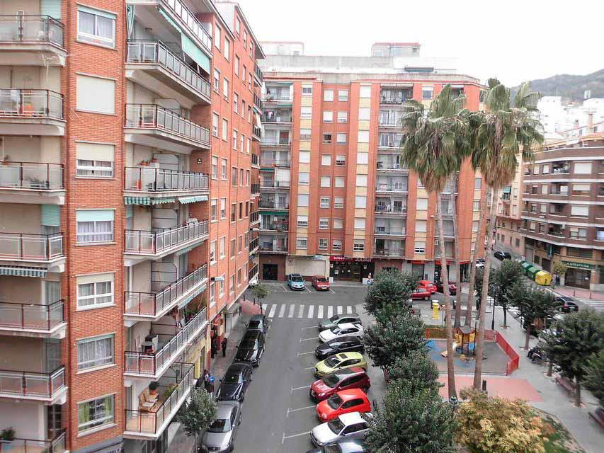 Bonito piso en venta con 3 habitaciones en Santa Rosa-vistas