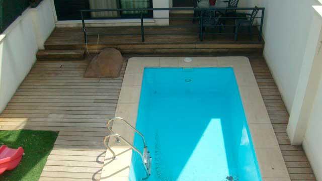 SE VENDE BONITO CHALET CON PISCINA EN MURO DE ALCOY-piscina