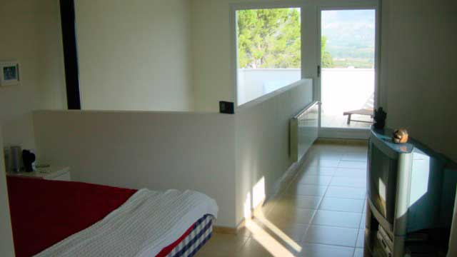 SE VENDE CHALET EN BENIMARFULL-Dormitorio-planta-alta2