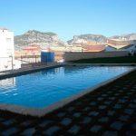 Piso con piscina comunitaria y buenas vistas Zona Alta
