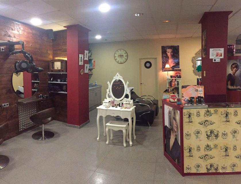 A la venta peluquería en Santa Rosa