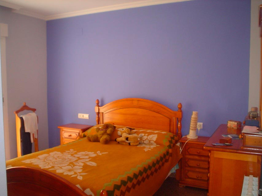 Bonito piso en venta con patio en la cocina en Santa Rosa-habitacion-2