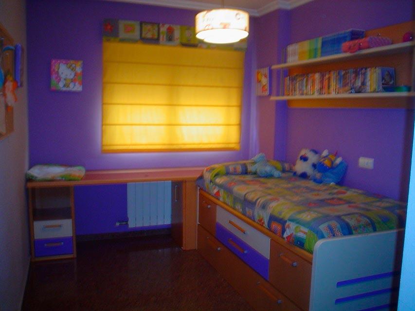 Bonito piso en venta con patio en la cocina en Santa Rosa-habitacion