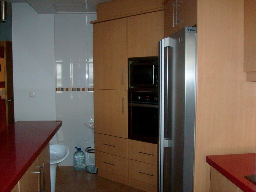 Bonito y moderno piso en venta con garaje y trastero en Batoy - cocina 4