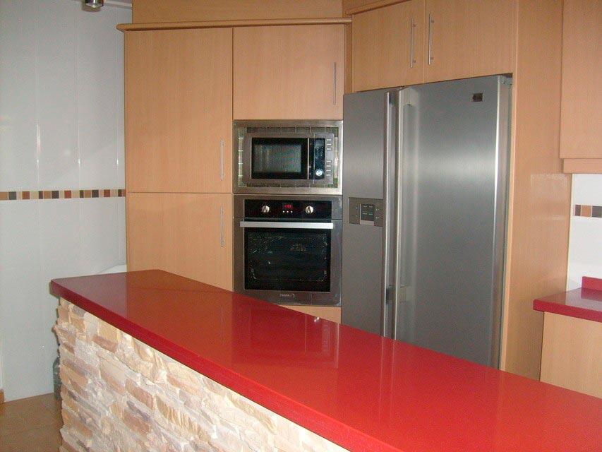 Bonito y moderno piso en venta con garaje y trastero en Batoy - cocina