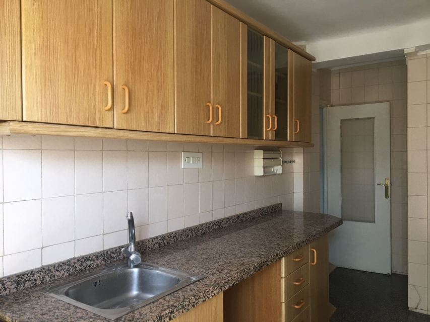 Casa con vistas sin amueblar en Ensanche-cocina 2