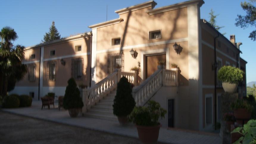 Casa-de-recreo-en-Muro-de-Alcoy-entrada