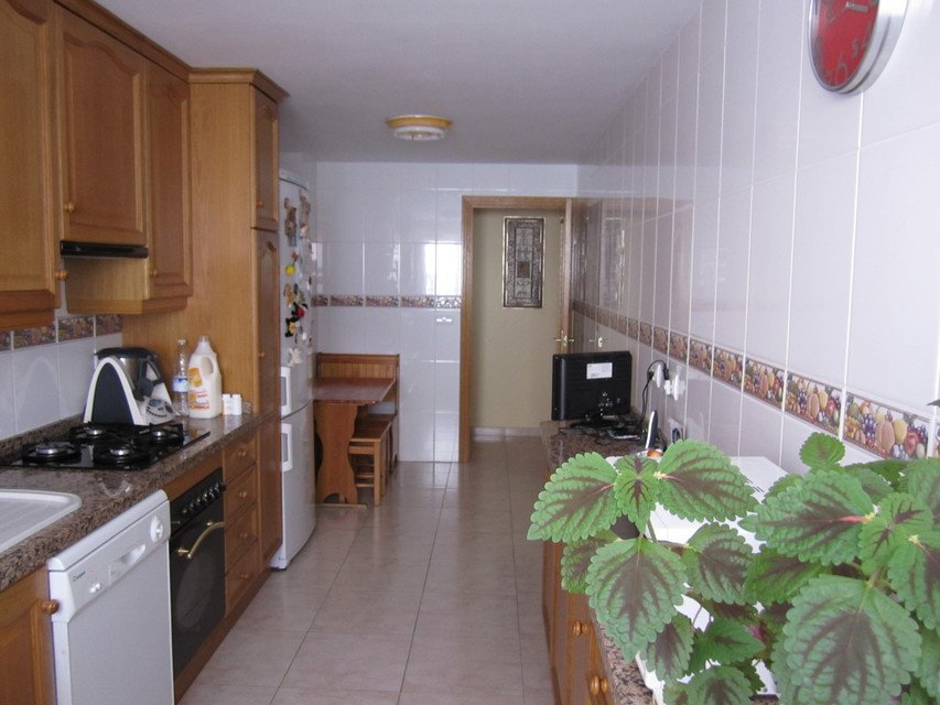 Casa reformada y amueblada en Ensanche-Cocina 2