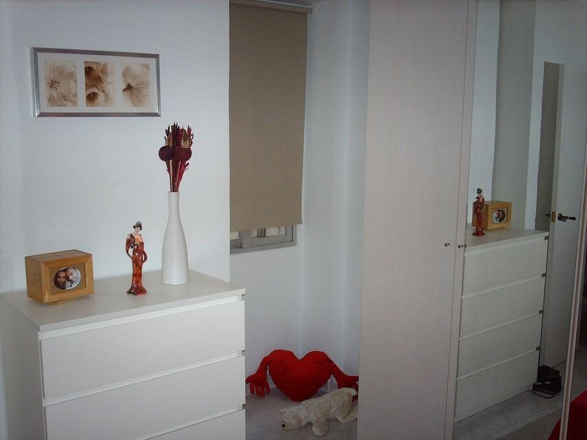 Casa reformada y moderna en Ensanche-Habitacion 2