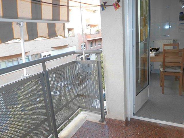 Dúplex amplio y soleado en Ensanche-balcon 2