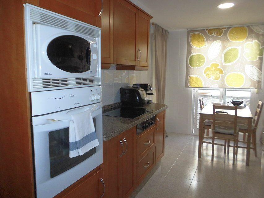 Dúplex amplio y soleado en Ensanche-cocina 2