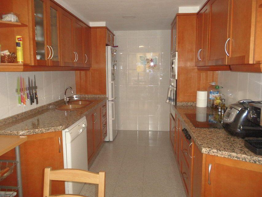 Dúplex amplio y soleado en Ensanche-cocina 3