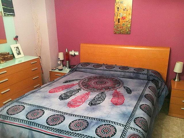 Encantador piso completamente reformado en la zona de Santa Rosa-habitacion 2
