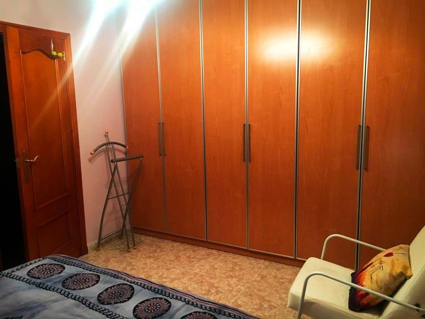 Encantador piso completamente reformado en la zona de Santa Rosa-habitacion 4