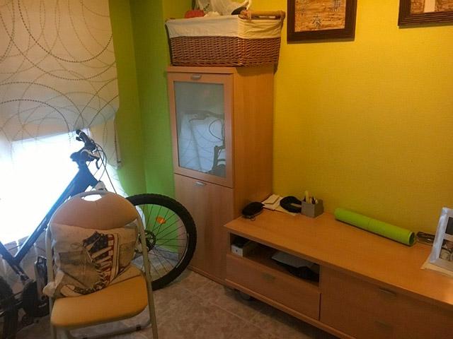 Encantador piso completamente reformado en la zona de Santa Rosa-habitacion