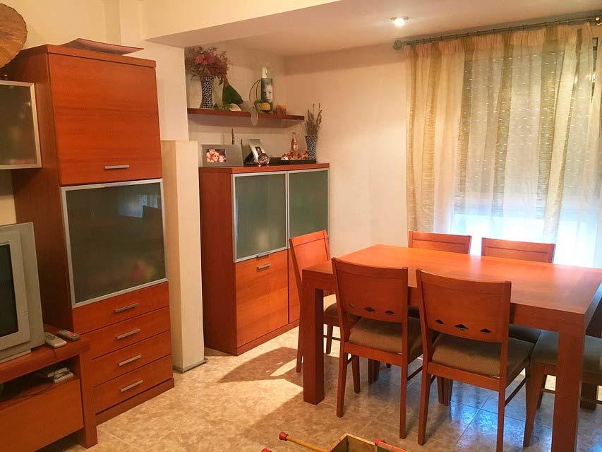 Encantador piso completamente reformado en la zona de Santa Rosa-salon 2
