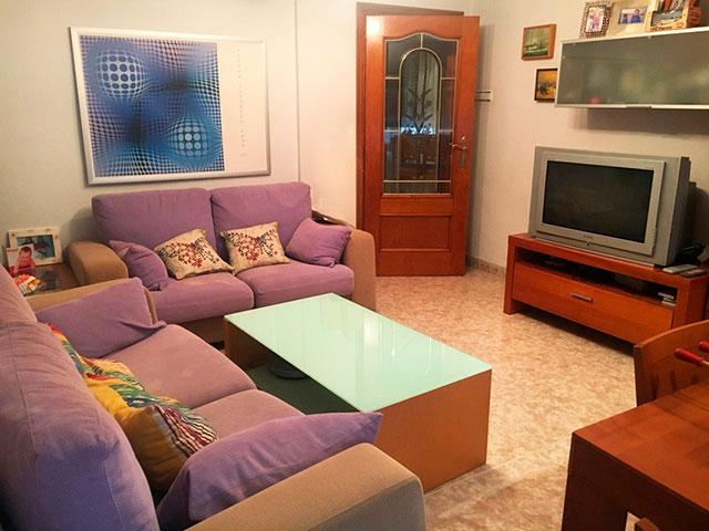 Encantador piso completamente reformado en la zona de Santa Rosa-salon 4