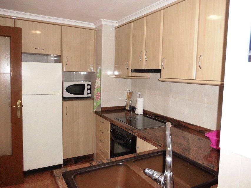 Encantador piso con 4 habitaciones en la zona de Santa Rosa-cocina 4