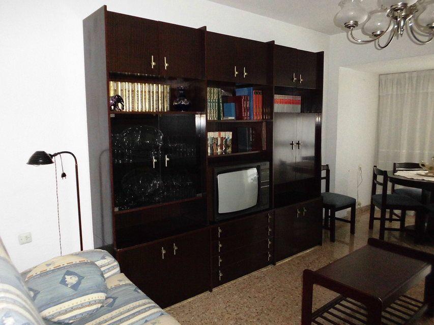 Encantador piso con 4 habitaciones en la zona de Santa Rosa-salon 2