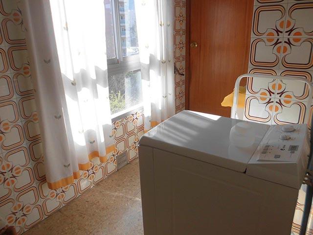 Encantador piso en venta con trastero en Santa Rosa-cuarto de la colada