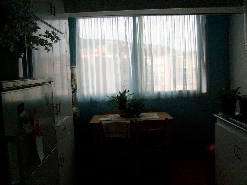 Encantadoras vistas desde el piso en venta en Santa Rosa-salon