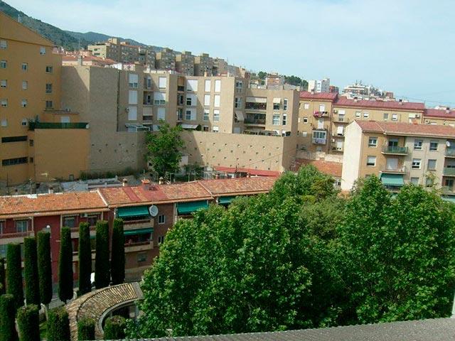 Encantadoras vistas desde el piso en venta en Santa Rosa-vistas3