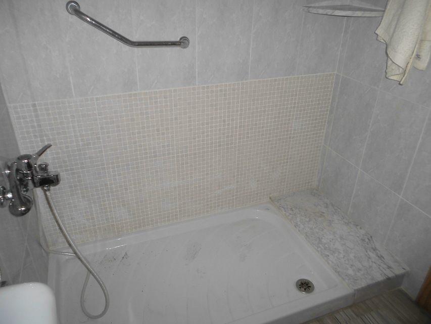 Espacioso piso en Ensanche-banyo 4