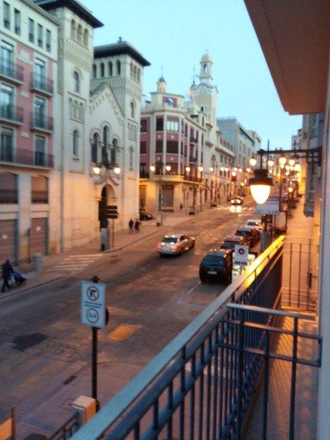 Espacioso piso en venta con vistas en zona Centro-vistas