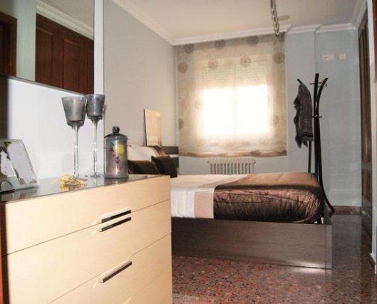 Espectacular piso en venta con calefacción en Santa Rosa-salon habitacion