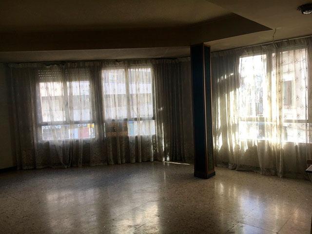 Estupendo ático en la zona de Ensanche-salon