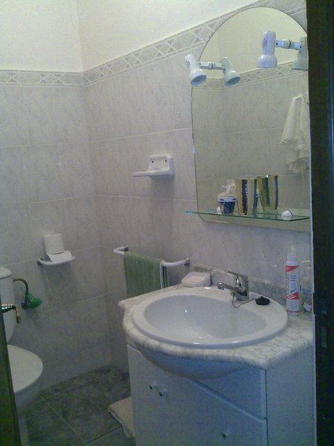 Gran espacio para reformar en Ensanche-banyo