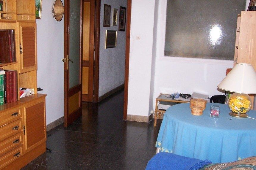 Gran vivienda con agradables vistas en Ensanche- habitacion 3