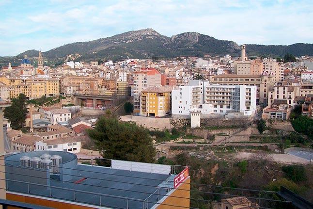 Gran vivienda con agradables vistas en Ensanche-vista 5
