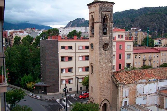 Gran vivienda con agradables vistas en Ensanche-vista 6