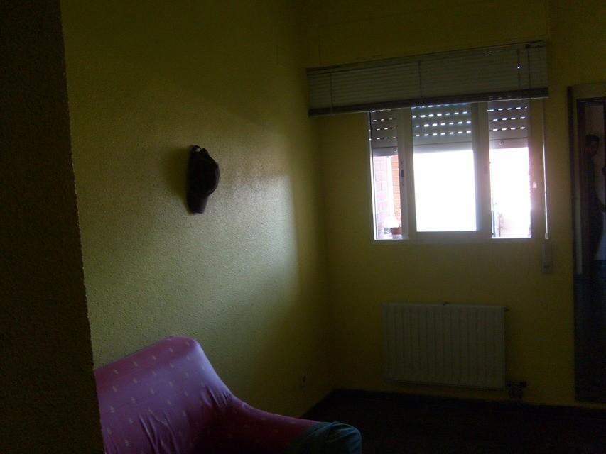 Hogar con plaza de garaje en Ensanche-habitacion