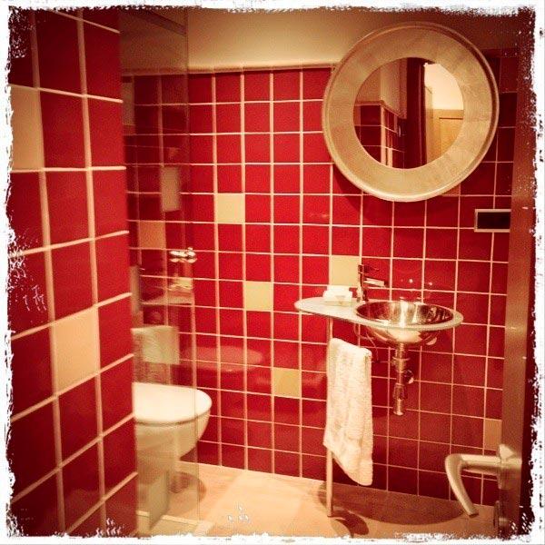Hogar perfectamente reformado en Ensanche-banyo 2