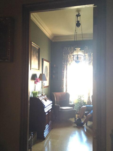 Increíble piso en el centro de Alcoy con 3 balcones-salon 2