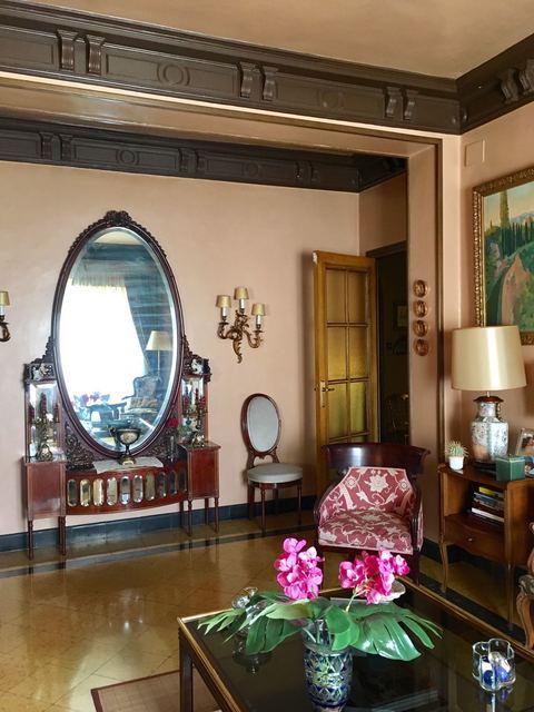 Increíble piso en el centro de Alcoy con 3 balcones-salon 5