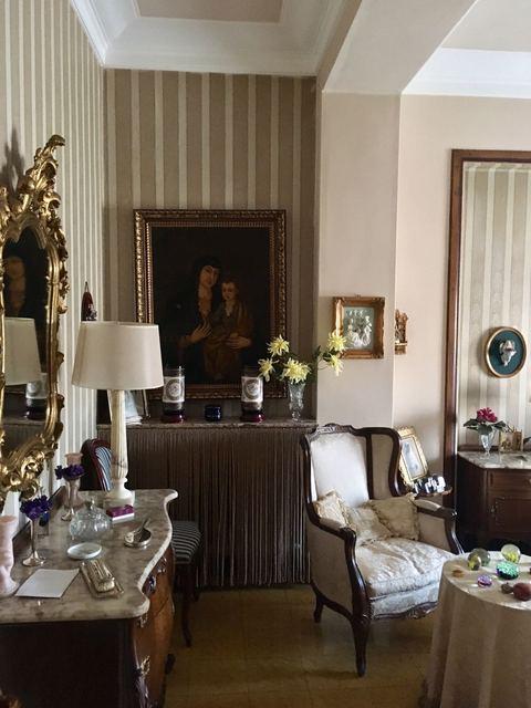 Increíble piso en el centro de Alcoy con 3 balcones-salon 9