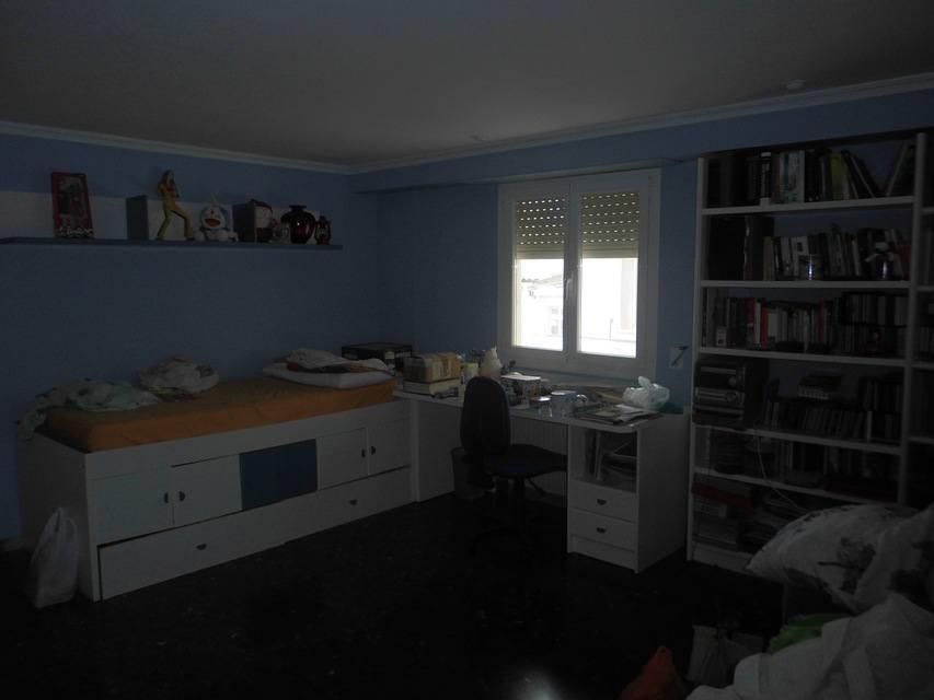 Increíble piso en venta con calefacción de gasóleo en zona Centro-habitacion 4