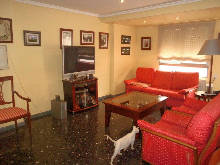 Increíble piso en venta con calefacción de gasóleo en zona Centro-salon 4