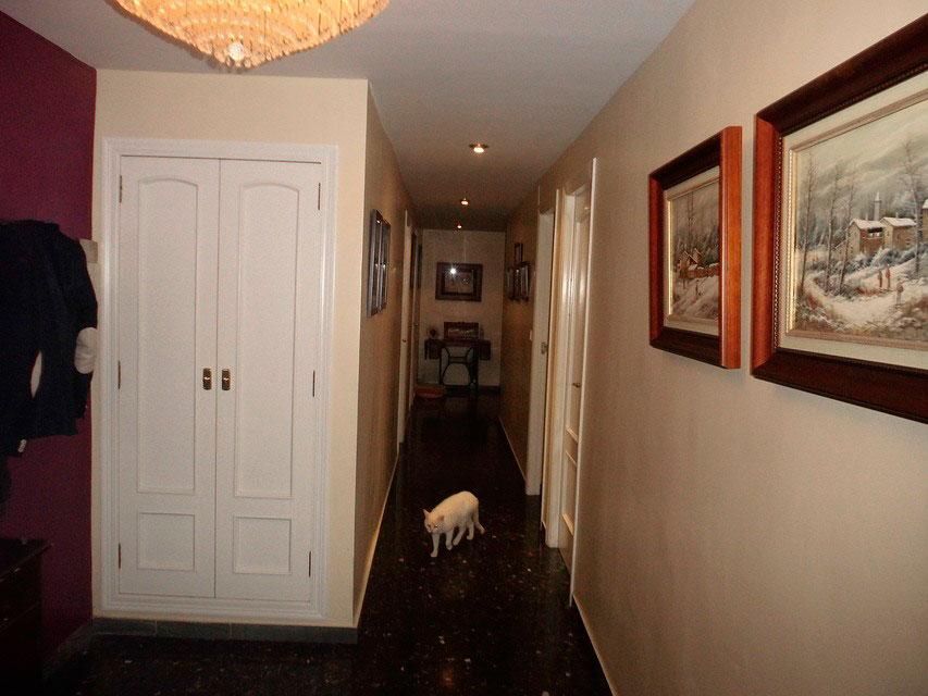 Increíble piso en venta con calefacción de gasóleo en zona Centro-vistas-pasillo 4