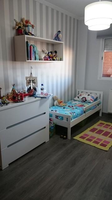 Magnifico piso con preciosa carpintería en Zona Centro-dormitorio 4