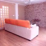 Magnifico piso en venta con gran terraza en Santa Rosa-salon