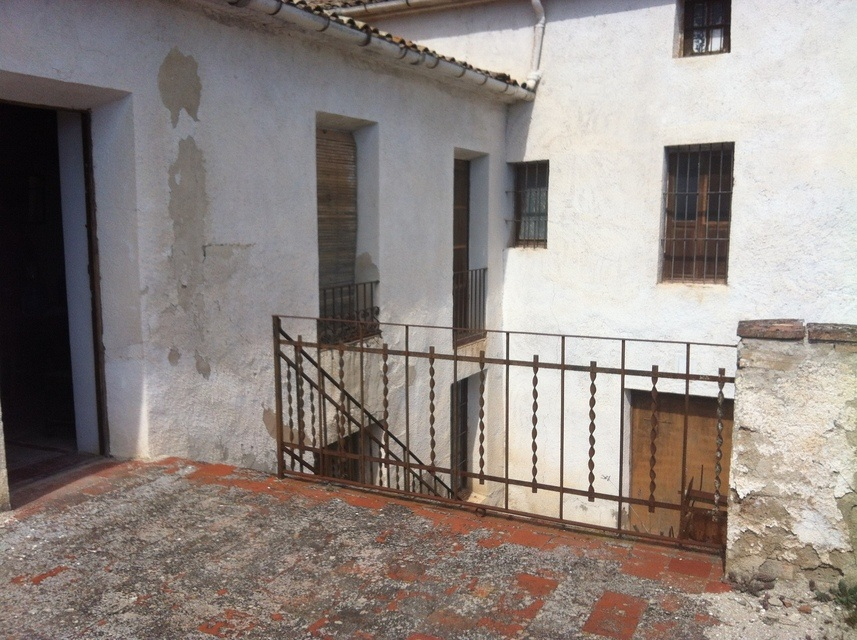 Masía-agrícola-en-Peñíscola-interior