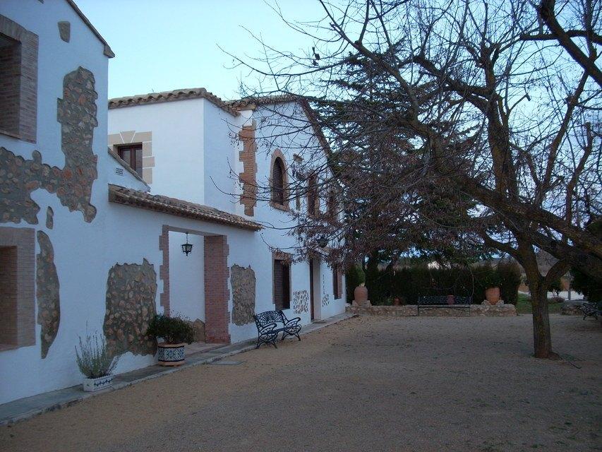 Masía-hotel-rural-en-venta-en-Bocairente-Exterior-masía