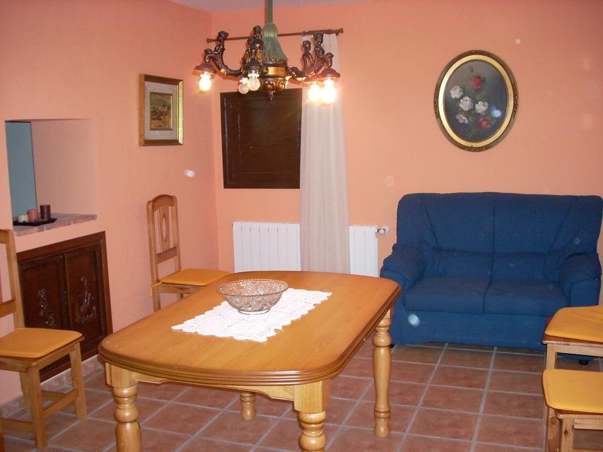 Masía-hotel-rural-en-venta-en-Bocairente-Sala-de-estar